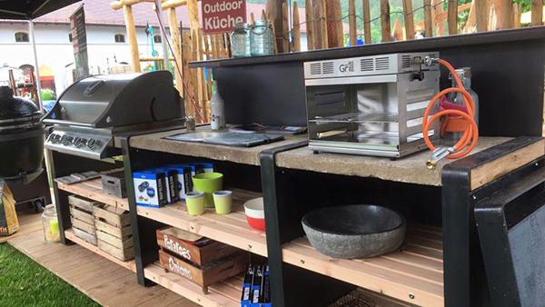 Outdoorküche Garten Xl : Outdoorküche garten xl im gartentest von gartenxl u daniel stern